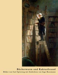 Voorzijde van één van de talrijke in het Duitse verschenen boeken gewijd aan Carl Spitzweg