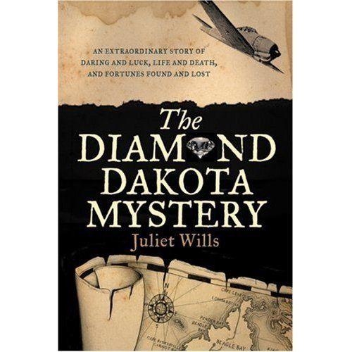In 2007 publiceerde Juliet Wils opnieuw een boek over 'The Diamond Dakota Mystery'.