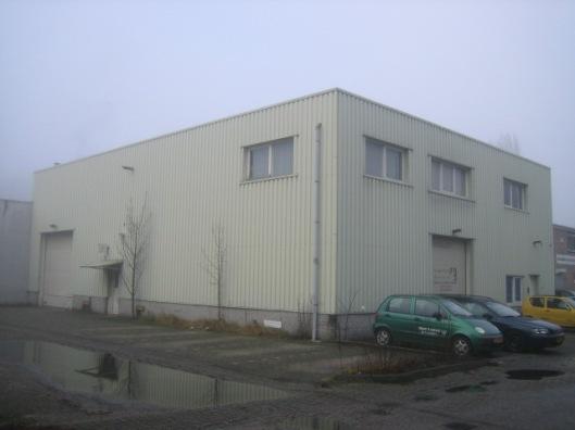 Situatie Havenstraat waar vroegere asbestfabriek stond