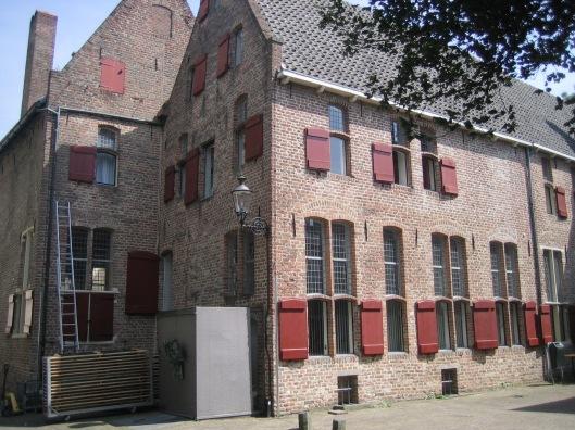 Huisvesting van archiefdepot Stadsarchief Deventer