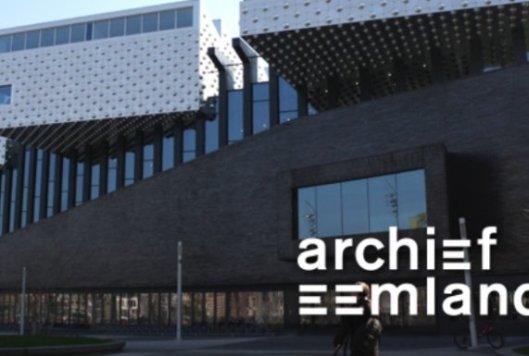 Het archief van Amersfoort is sinds 2013 met o.a. de openbare bibliotheek gehuisvest in het prachtige Eemgebouw,