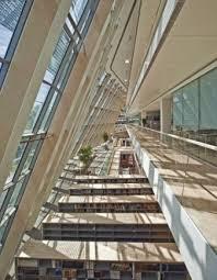 Interieur tweede verdieping Atrium RCE, Amersfoort