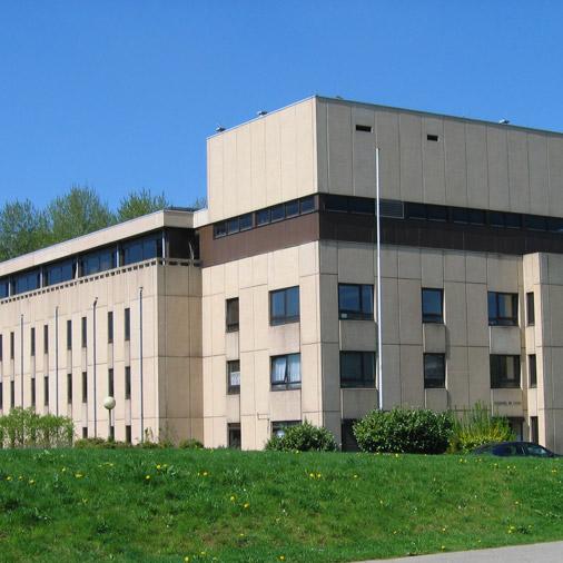 Archiefdepot in Arlon (Henegouwen)