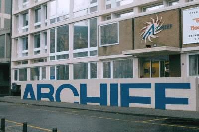 Voorgevel Archief Arnhem