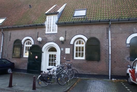 Regionaal Historisch Centrum entree (foto Uitinbrabant.nl)