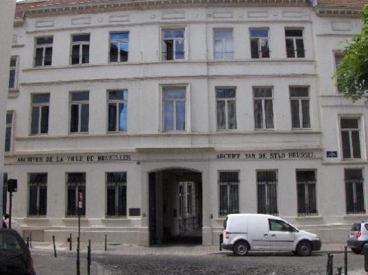 Stadsarchief van Brussel