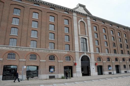 het Felixarchief (in voormalige pakhuizen) = stadsarchief Antwerpen