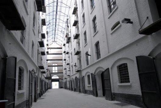Interieur Felixarchief Antwerpen