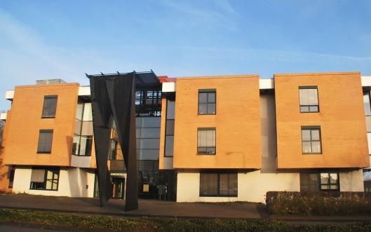 Het historisch archief van Franekerl en Gaasterland bevindt zich in het nieuwe gemeentehuis van Franekeradeel