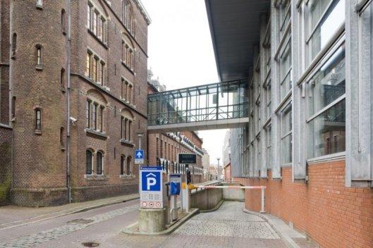Provinciehuis Groningen met links het voormalig rijksarchief (2008, Rijksdienst voor Cultureel Erfgoed)