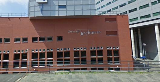 Regionaal Historisch Centrum: Groninger Archieven