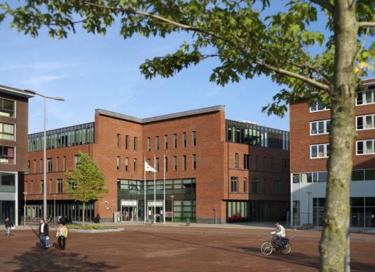 Het Streekarchief van Eiland IJsselmonde is gevestigd in het stadskantoor