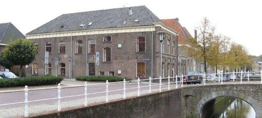 Gebouw van gemeentearchief Kampen