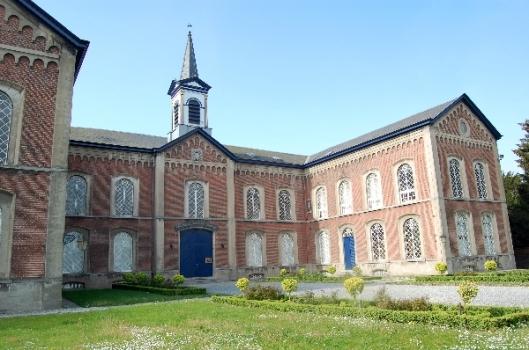 Archiefgebouw in La Louvière