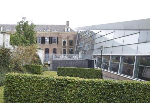 Het Zeeuws Archief in Middelburg