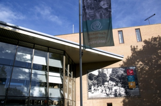 Publieksingang Historisch Centrum Overijssel, Van Wervelinkhovenstraat, Zwolle