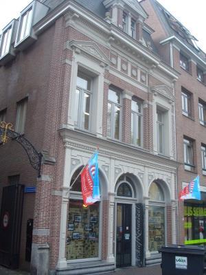 Huisvesting van gemeentearchief Roosendaal