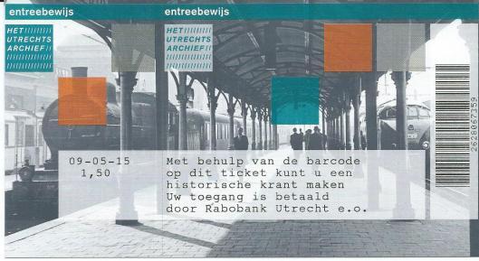 Een bezoek aan het archief van Utrecht is de moeite waard. Bevat een tentoonstellingruimte en filmzaal, waar beschikbare films naar keuze kunnen worden bekeken. Het adres is: Hamburgerstraat 128 en de openingstijden zijn van dinsdag tot zaterdag van 10-17 uur en op zaterdag en zondag van 12.30-17 uur. DE toegang is gratis.
