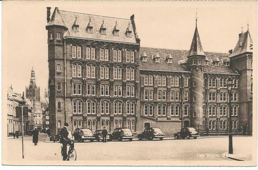 Voormalig Rijksarchief van Noord-Brabant in Den Bosch