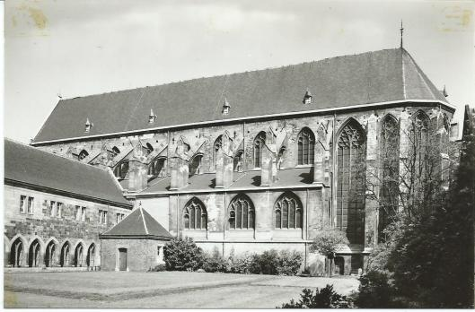 Rijksarchief Limburg = voormalig Franciscaner- klooster