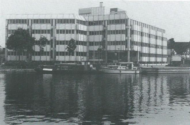 Op de plaats aan de Heemsteedse haven op de hoek van de Havenstraat en Kanaalweg waar Teeuwen zijn kolen- en oliebedrijf had is in 1982 naar een ontwerp van ir. Du Pon een kantoor gebouwd voor ziekenfonds Spaarneland. In het begin waren hier ongeveer 200 personen werkzaam.