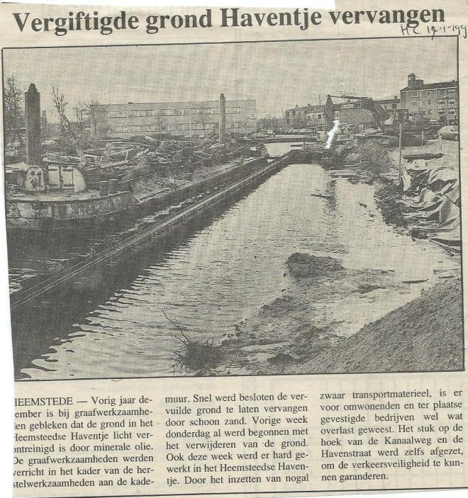Bericht uit H.D., 17-4-1991.