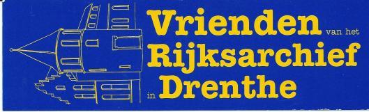 Boekenlegger van de Vrienden van het Rijksarchief Drenthe
