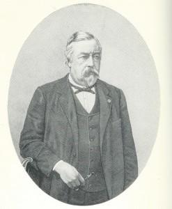Mr.A.J.Enschedé, eerste archivaris van de gemeente Haarlem, 1857-1896
