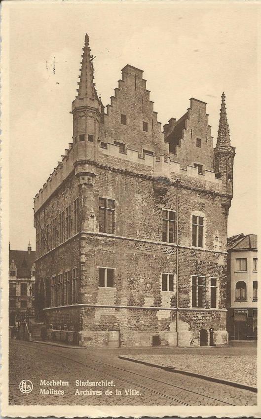 Stadsarchief Mechelen