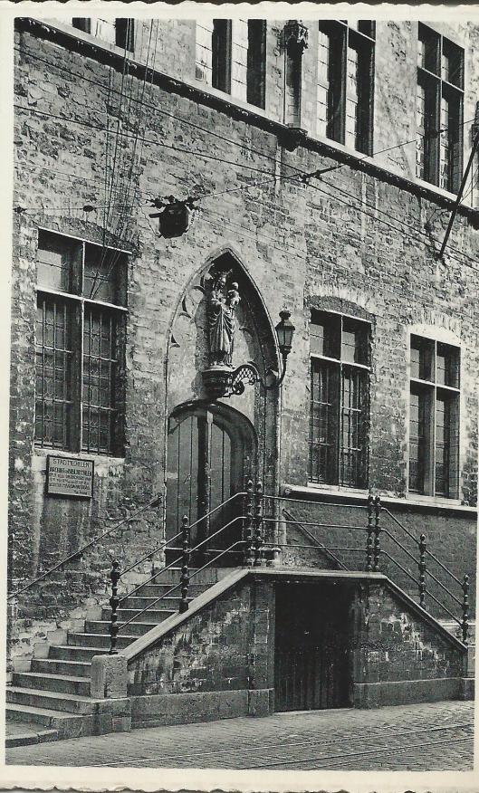Entree stadsarchief Mechelen