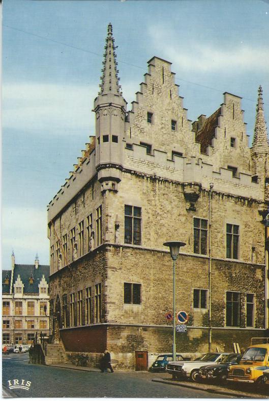 Nog een kaart van stadsarchief Mechelen