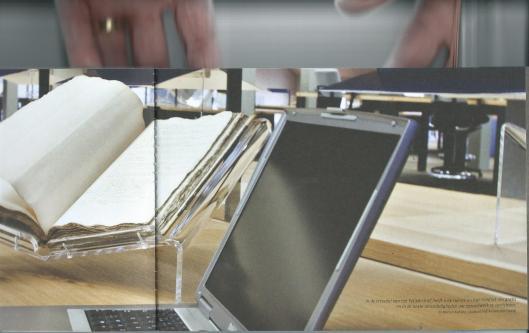 Perkament, papier en digitaal in Felix Archief Antwerpen