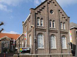 Gebouw van Euregionaal Historisch Centrum Sittard-Geleen
