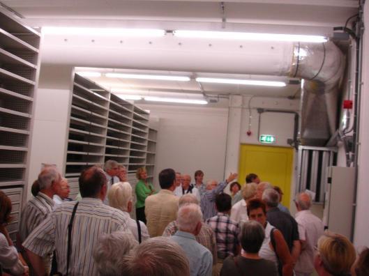 De nieuwe archiefbewaarplaats Sittard-Geleen is op 28 juni 2015 in gebruik genomen.