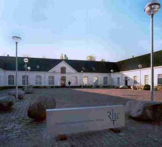 Regionaal Historisch Centrum Tilburg aan Kazernehof (foto Frans van der Ameijde)