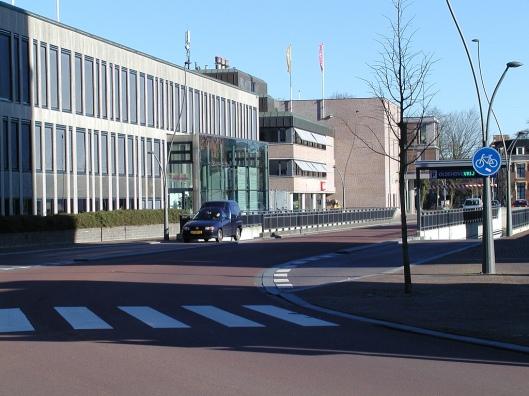 Tresoar [Fries voor 'treasure) in Leeuwarden