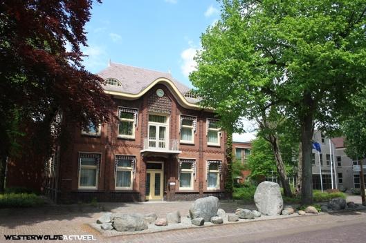 Verbouwing van de archiefbewaarplaats in Vlagtwedde