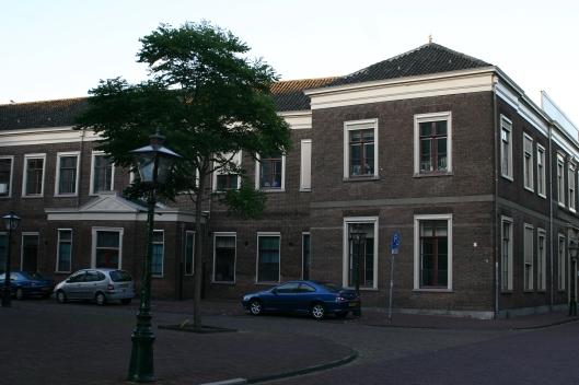 Gebouw Maatschappij tot Nut van 't Algemeen in Leiden