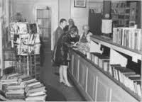 Nutsbibliotheek Groningen, 1970 (Beeldbank Groningen)