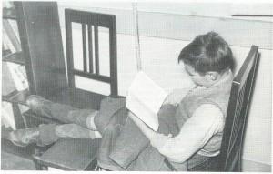 De Wijde Steeg (leeszaal van het Nut)