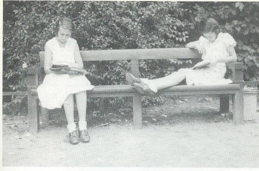 Parkbibliotheek Vondelpark, 1936