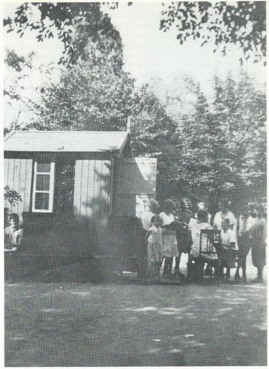 Parkbibliotheek Sarphtipark circa 1930