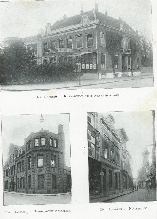 Nutsgebouw Haarlem