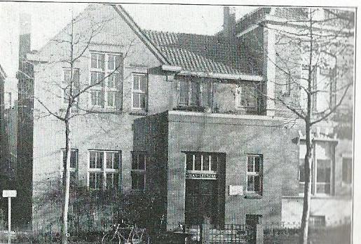 Volksleeszaal Nut in Nijmegen