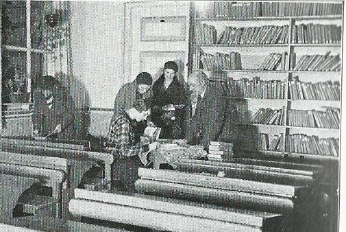 Bibliotheek Nut dep. Schiermonnikoog