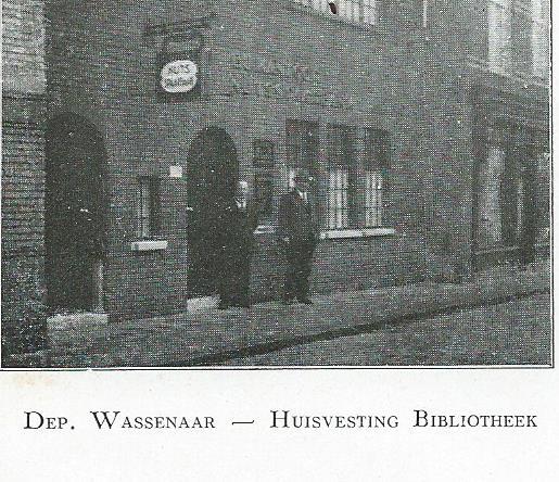 Dep. Wassenaar huisvesting bibliotheek