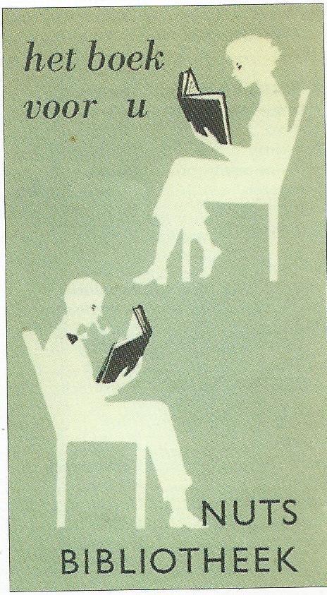 Reclame van nutsbibliotheken