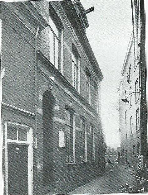 Nutsbibliotheek departement Groningen