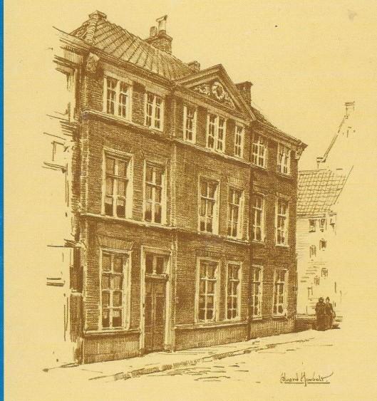 Nutsgebouwmet bibliotheek 's-Geavenhage