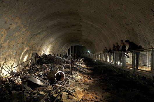 Nadat de Russen Mittelbau-Dora in Nordhausen hadden bevrijd hebben zij de raketinstallaties vernietigd. Later is een herdenkingsmuseum ingericht en kan een deel van de onderaardse fabrieken worden bezocht.